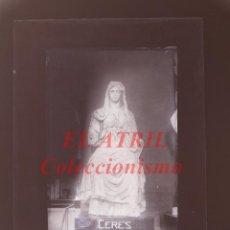 Postales: 5 CLICHES ORIGINALES - MERIDA, BADAJOZ - NEGATIVOS EN CRISTAL Y CELULOIDE - EDICIONES ARRIBAS. Lote 145508570