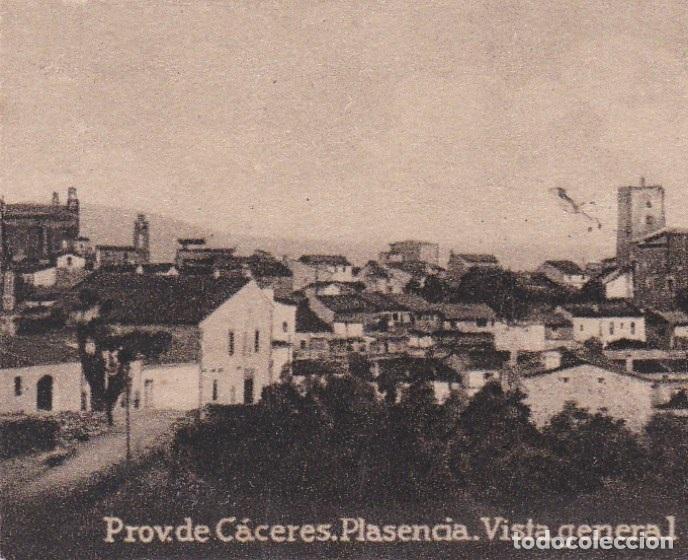 POSTAL ORIGINAL. DÉCADA 30. EXTREMADURA. CÁCERES. PLASENCIA. VISTA GENERAL. Nº658 (Postales - España - Extremadura Antigua (hasta 1939))