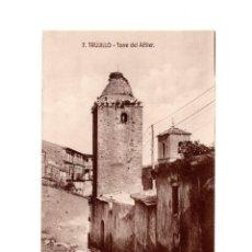 Postales: TRUJILLO.(CÁCERES).- TORRE DEL ALFILER. Lote 147048314