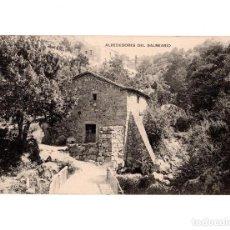 Postales: BAÑOS DE MONTEMAYOR.(CÁCERES).- ALREDEDORES DEL BALNEARIO. Lote 147050098