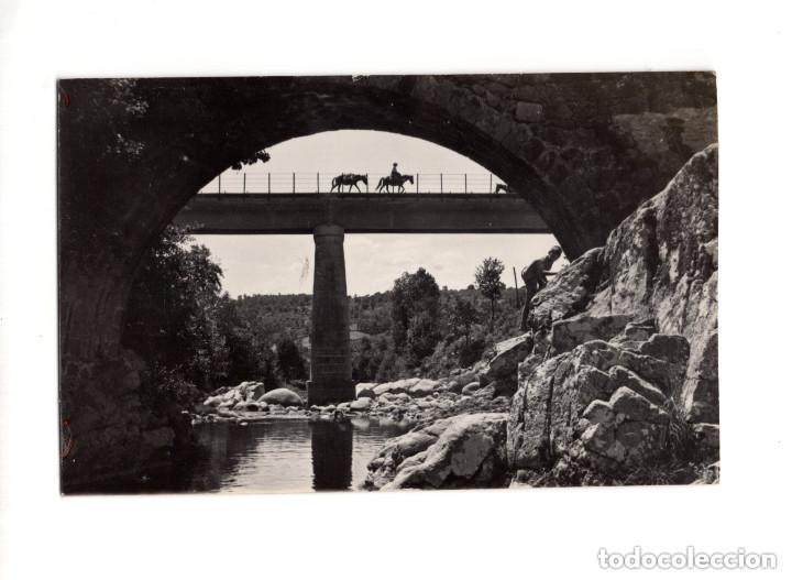 LOSAR DE LA VERA.(CACERES).- PUENTE (Postales - España - Extremadura Antigua (hasta 1939))
