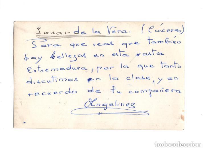 Postales: LOSAR DE LA VERA.(CACERES).- PUENTE - Foto 2 - 147067962