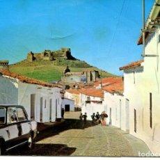 Postales: BADAJOZ--MONTEMOLIN.--ERMITA DE LA GRANADA Y CASTILLO- AÑO 1971. Lote 147124222