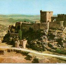 Postales: BADAJOZ-ALBURQUERQUE-CASTILLO DE LUNA- AÑO 1977. Lote 147124754