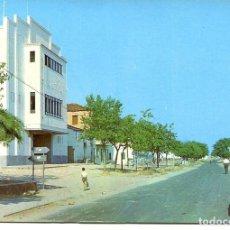 Postales: CÁCERES-NAVALMORAL DE LA MATA-AVDA. DE LAS ANGUSTIAS-CINE PAVÓN- AÑO 1967. Lote 147161382