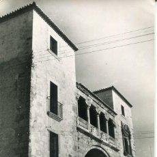 Postales: CÁCERES-TRUJILLO-PALACIO DE ORELLANA PIZARRO- FOTOGRÁFICA. Lote 147164170