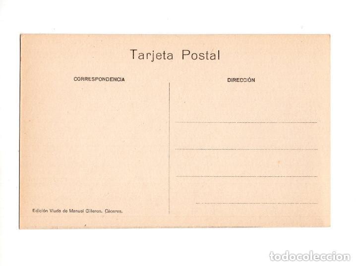 Postales: CÁCERES.- CUARTEL DE INFANTERÍA - Foto 2 - 147324906