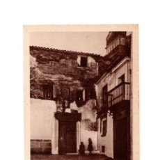 Postales: ALCÁNTARA.(CÁCERES).- RINCON TIPICO. Lote 147346950