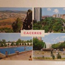Postales: CACERES, VISTAS VARIAS. Lote 147862942