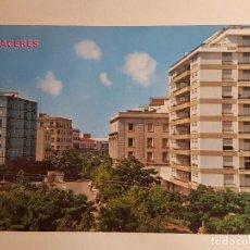 Postales: CACERES, AVENIDA DE HERNAN CORTES. Lote 147863718