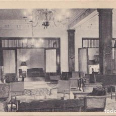 Postales: PLASENCIA (CACERES) - HOTEL ALFONSO VIII - HALL. Lote 147951250