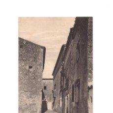 Postales: TRUJILLO.(CÁCERES).- UNA CALLE EN LA VILLA. Lote 148039118