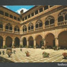 Postales: POSTAL CIRCULADA - GUADALUPE 73 - CLAUSTRO GOTICO - EDITA GARCIA GARRABELLA. Lote 148127414