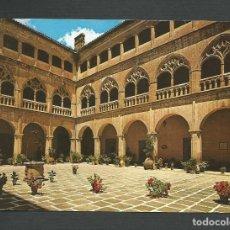 Postales: POSTAL CIRCULADA - GUADALUPE 73 - CLAUSTRO GOTICO - EDITA GARCIA GARRABELLA. Lote 148142326