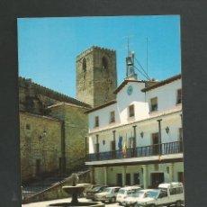 Postales: POSTAL SIN CIRCULAR - JARANDILLA LA VERA 2 - PLAZA MAYOR - CACERES - EDITA FOTO AMANCO. Lote 148144894