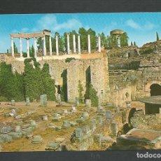 Postales: POSTAL SIN CIRCULAR - MERIDA 68 - TEATRO ROMANO - EDITA ARRIBAS. Lote 148145018