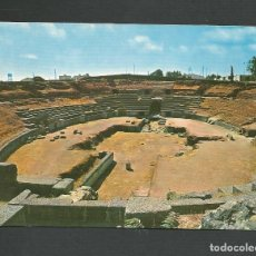 Postales: POSTAL SIN CIRCULAR - MERIDA 64 - ANFITEATRO ROMANO - EDITA ARRIBAS. Lote 148145426