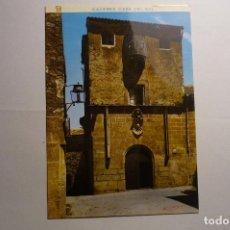 Postales: POSTAL CACERES - CASA DEL SOL. Lote 148507062