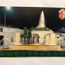 Postales: LOS SANTOS DE MAIMONA (BADAJOZ) POSTAL NO.3, FUENTE LUMINOSA. EDITA: EDICIONES VISTABELLA. Lote 148683862