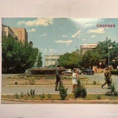 Cartes Postales: CÁCERES. POSTAL ANIMADA NO.579, FUENTE LUMINOSA. AVDA. DE ESPAÑA. EDITA: EDICIONES PARIS (A.1984). Lote 149553808