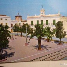 Postales: POSTAL AZUAGA - PL.MERCEDES Y AYUNTAMIENTO -CIRCULADA. Lote 151312542