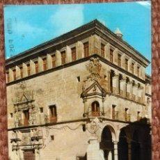 Postales: TRUJILLO - CACERES - PALACIO DEL DUQUE DE SAN CARLOS. Lote 151704142