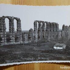 Postales: MERIDA LOS MILAGROS ACUEDUCTO ROMANO ED. ARRIBAS Nº 3. Lote 153019298