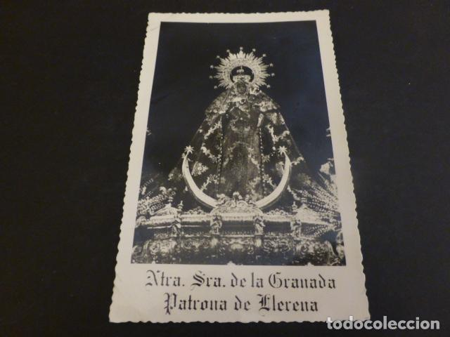 LLERENA BADAJOZ NUESTRA SEÑORA DE LA GRANADA (Postales - España - Extremadura Antigua (hasta 1939))