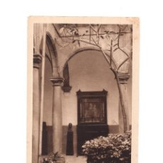 Postales: CÁCERES.- MUSEO PROVINCIAL. PATIO. Lote 154707274