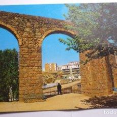 Postales: POSTAL PLASENCIA - PARQUE DEL GENERALISIMO. Lote 155216342