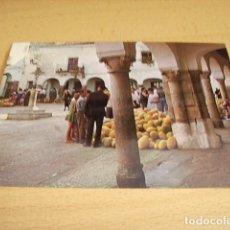 Postales: ZAFRA - BADAJOZ - PLAZA CHICA. Lote 155218726
