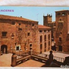 Postales: CÁCERES Nº 787 PLAZA DE SAN JORGE GOLFINES DE ABAJO SIN CIRCULAR EDICIONES PARÍS. Lote 155264242