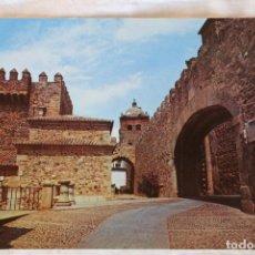 Postales: CACERES Nº 555 ARCO DE LA ESTRELLA Y TORRE DE BUJACO. Lote 155264442