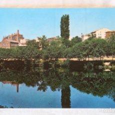Postales: PLASENCIA (CACERES) - VISTA DEL RÍO CON LA CATEDRAL AL FONDO. AÑO 1.966 F.I.T.E.R. SIN CIRCULAR. Lote 155271494