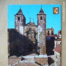 Postales: CÁCERES - PLAZA DE SAN JORGE. Lote 155345634