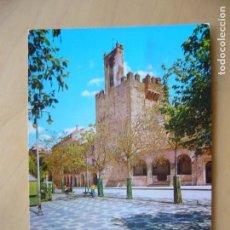 Postales: CÁCERES - TORRE DE ABU-JACOB S.XII (ESCRITA). Lote 155441894