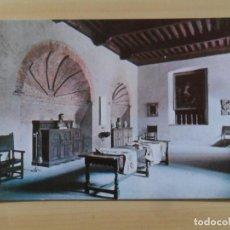 Postales: MONASTERIO DE SAN JERÓNIMO DE YUSTE - SACRISTIA Nº 15 LUIS PEREZ S/C. Lote 155459050