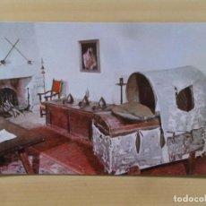 Postales: MONASTERIO DE SAN JERÓNIMO DE YUSTE - LITERA DEL EMPERADOR CARLOS V Nº 10 LUIS PEREZ S/C. Lote 155459222
