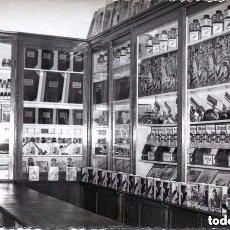 Postales: BADAJOZ-AZUAGA- TIENDA IMPRENTA ARTICULOS PELIKAN-FOTOGRÁFICA 1950- MUY RARA. Lote 155718914