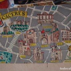 Postales: POSTAL DE CÁCERES FRESMO AÑOS 60. Lote 156518294
