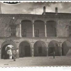 Postales: TRUJILLO - CASA DE LOS MARQUESES DE SAN JUAN - Nº 4 EDICIONES M. ARRIBAS. Lote 156744662