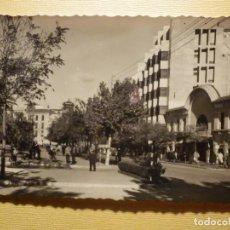 Postales: POSTAL - CÁCERES - Nº 91 - AVENIDA DE ESPAÑA Y SINDICATOS - ED. V.A.L.A - ESCRITA 1961. Lote 156783054