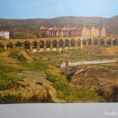 Postales: POSTAL PLASENCIA .-ACUEDUCTO ROMANO. Lote 158339718