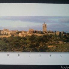 Postales: CTC - TRUJILLO - VISTA GENERAL - Nº 28 - NUEVA - SIN CIRCULAR. Lote 160650198