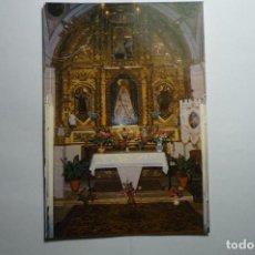 Postales: POSTAL VIRGEN DE NAVELONGA - PATRONA DE CILLEROS .-. Lote 160756626