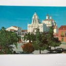Postales: AZUAGA (BADAJOZ) POSTAL. IGLESIA CRISTO DEL HUMILLADERO. EDITA: ED. FARDI (H.1970?). Lote 160773420