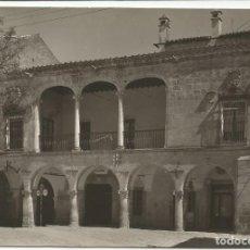 Postales: TRUJILLO - PALACIO DEL MARQUÉS DE SAN JUAN - Nº 1015 ED. ARRIBAS. Lote 161679190