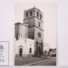 Postales: POSTAL FOTOGRÁFICA - 13. OLIVENZA. TORRE Y PÓRTICO DE STA. MARÍA DEL CASTILLO - ED. ALARDE, OVIEDO. Lote 162686974