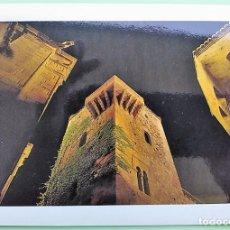Postais: CÁCERES. 11 TORRE DE SANDE. FOTÓGRAFO: MODESTO GALÁN. NUEVA. COLOR. Lote 163929292