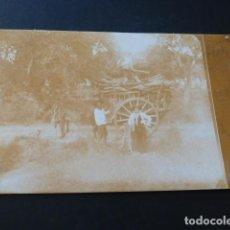 Postales: TRUJILLO CACERES FINCA AZUQUEN DEL HIERRO FAMILIA ORTIZ DE URBINA POSTAL FOTOGRAFICA REVERSO SIN DIV. Lote 163979682